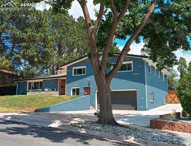 2227 Monteagle Street, Colorado Springs, CO 80909 - #: 3407581