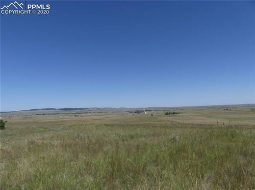 Photo of 0 (Vacant) Fairplay Road, Calhan, CO 80808 (MLS # 1805582)