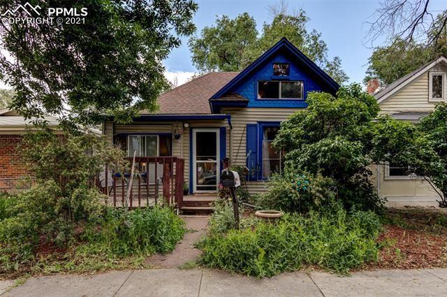 2914 W Bijou Street, Colorado Springs, CO 80904 - #: 3807582