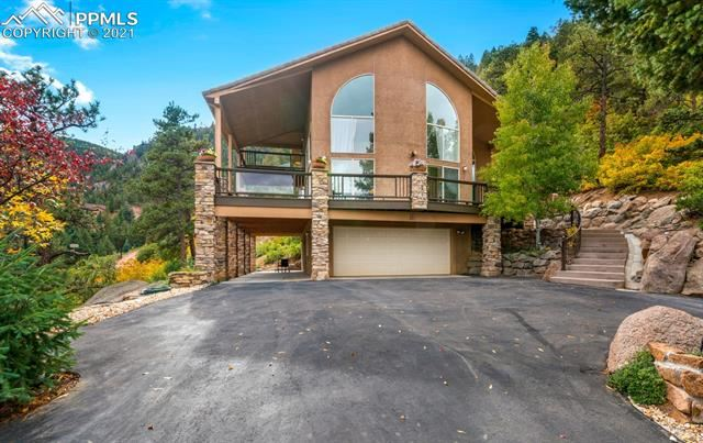 Photo for 120 High Ridge View, Manitou Springs, CO 80829 (MLS # 4888582)