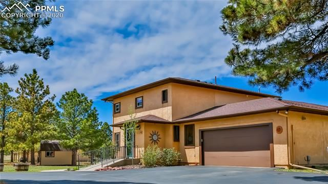 Photo for 11125 Ayer Road, Colorado Springs, CO 80908 (MLS # 3133584)
