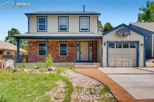 6625 Montarbor Drive, Colorado Springs, CO 80918 - #: 8190584