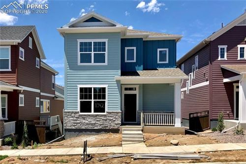 Tiny photo for 1342 Solitaire Street, Colorado Springs, CO 80905 (MLS # 5809585)