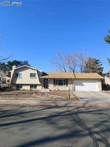 Photo of 4636 El Camino Drive, Colorado Springs, CO 80918 (MLS # 8506585)