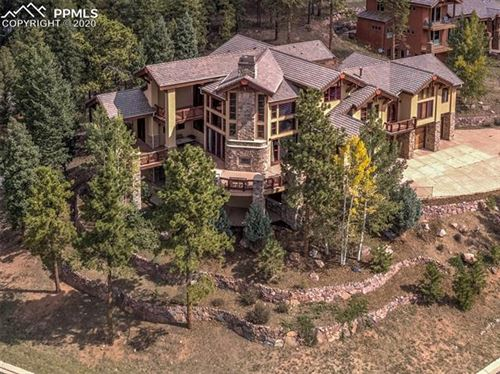 Photo of 200 Eagles Perch Place, Woodland Park, CO 80863 (MLS # 9557585)