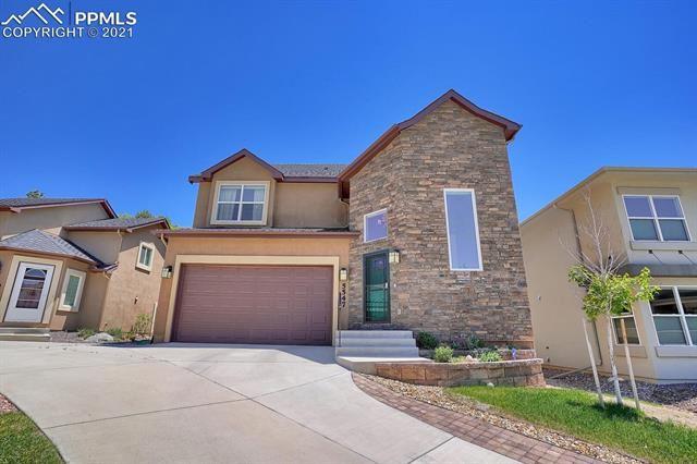 5547 Majestic Drive, Colorado Springs, CO 80919 - #: 2335585