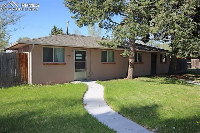 Photo for 3006 -3014 N Institute Street, Colorado Springs, CO 80907 (MLS # 4594585)