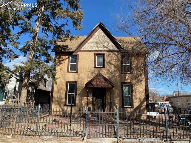 Photo for 2422 W vermijo Avenue #1-7, Colorado Springs, CO 80904 (MLS # 6689586)