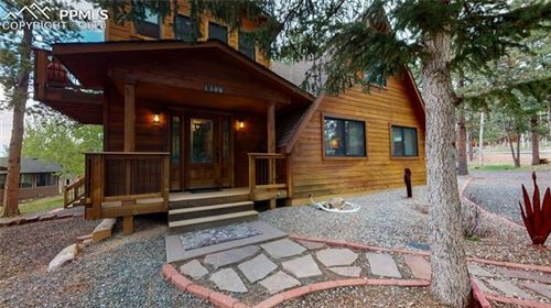 Photo of 1300 Northwoods Drive, Woodland Park, CO 80863 (MLS # 4911589)