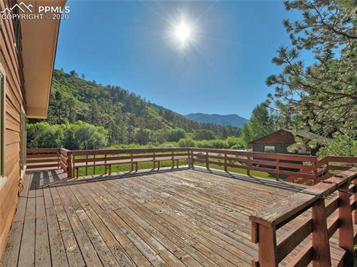 Tiny photo for 10125 Chipita Park Road, Cascade, CO 80809 (MLS # 5445590)