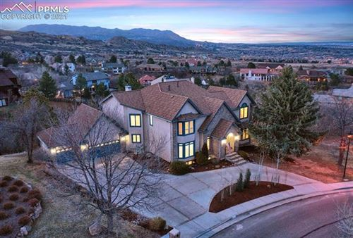 Photo of 3010 Orion Drive, Colorado Springs, CO 80906 (MLS # 4513591)