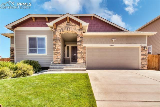 6691 Van Winkle Drive, Colorado Springs, CO 80923 - #: 9703591