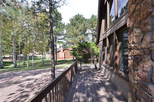 Tiny photo for 8716 Chipita Park Road, Cascade, CO 80809 (MLS # 7709595)