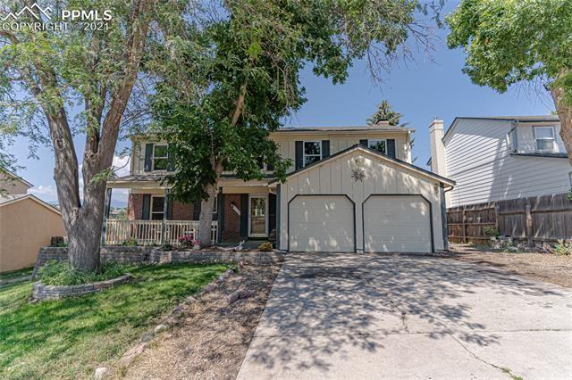 5130 Picket Drive, Colorado Springs, CO 80918 - #: 9130596