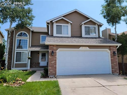Photo of 5305 Plumstead Drive, Colorado Springs, CO 80920 (MLS # 5058597)