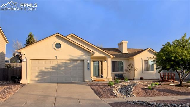 5347 Luster Drive, Colorado Springs, CO 80923 - #: 3405598