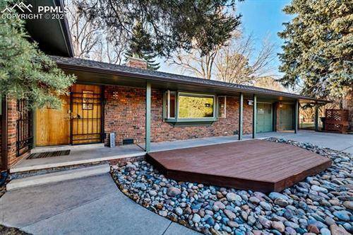 Photo of 3908 Templeton Gap Road, Colorado Springs, CO 80907 (MLS # 1333600)