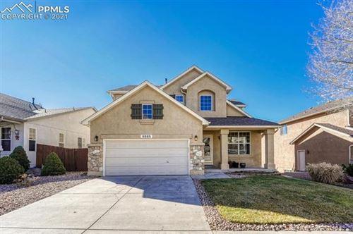 Photo of 6885 Amber Ridge Drive, Colorado Springs, CO 80922 (MLS # 2918600)