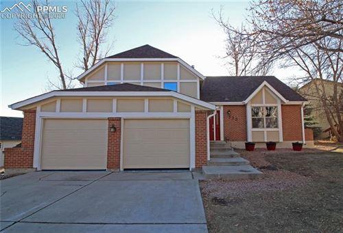 Photo of 733 S Grey Eagle Circle, Colorado Springs, CO 80919 (MLS # 4681601)