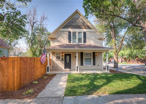 Photo of 823 W Pikes Peak Avenue, Colorado Springs, CO 80905 (MLS # 7114603)