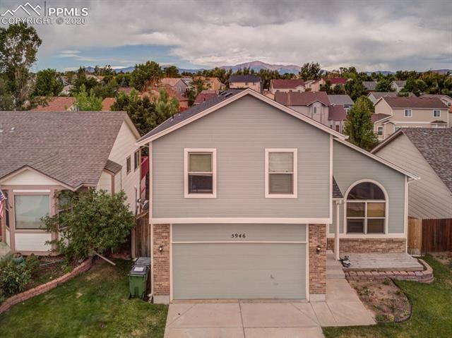 Photo for 5946 Corinth Drive, Colorado Springs, CO 80923 (MLS # 7872603)