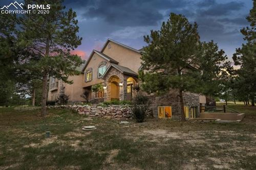 Photo of 19035 Purser Court, Monument, CO 80132 (MLS # 1373604)