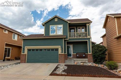 Photo of 6714 Abbeywood Drive, Colorado Springs, CO 80922 (MLS # 2098604)