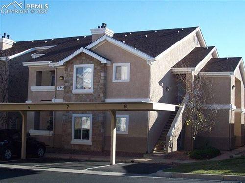 Photo of 3730 Strawberry Field Grove #H, Colorado Springs, CO 80906 (MLS # 4934604)