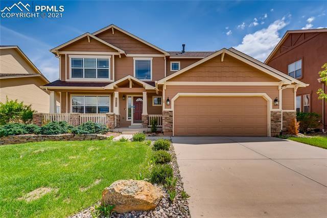 5627 Calvert Creek Drive, Colorado Springs, CO 80924 - #: 7262604