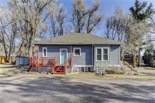 Photo of 1436 N Walnut Street, Colorado Springs, CO 80907 (MLS # 9322605)