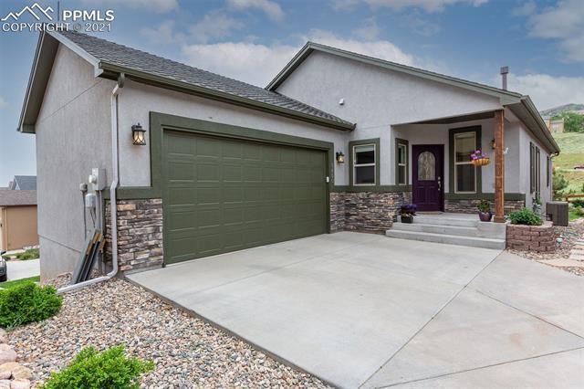 5450 Majestic Drive, Colorado Springs, CO 80919 - #: 5604605
