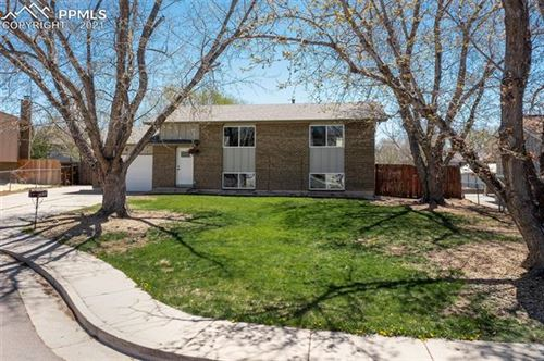 Photo of 6835 Cliff Palace Place, Colorado Springs, CO 80911 (MLS # 9591606)