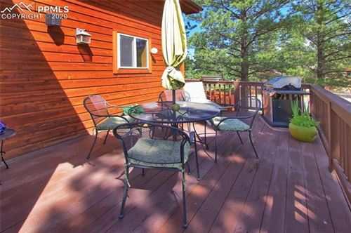 Tiny photo for 1280 Chippewa Trail, Woodland Park, CO 80863 (MLS # 2131608)