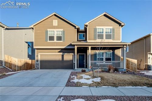 Photo of 7438 Cat Tail Creek Drive, Colorado Springs, CO 80923 (MLS # 7514608)