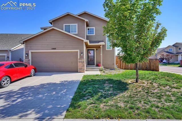 5980 San Mateo Drive, Colorado Springs, CO 80911 - #: 8667608