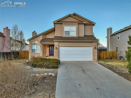 Photo of 1370 Grass Valley Drive, Colorado Springs, CO 80906 (MLS # 9184609)