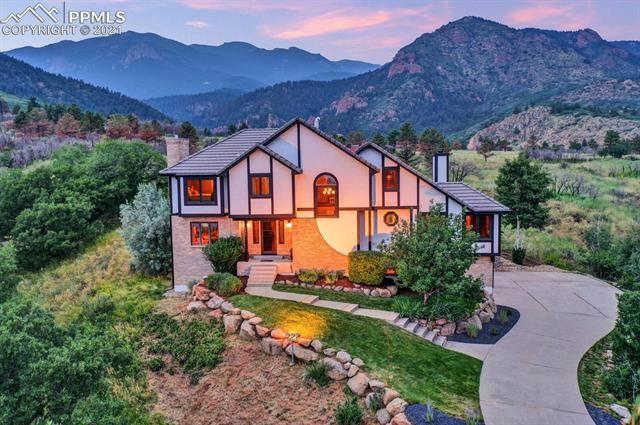 3291 S Electra Drive, Colorado Springs, CO 80906 - #: 3914612