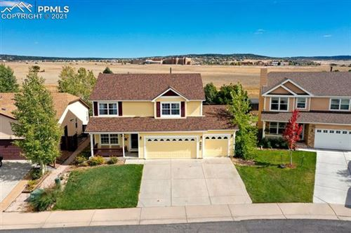 Photo of 17045 Mountain Lake Drive, Monument, CO 80132 (MLS # 5375613)