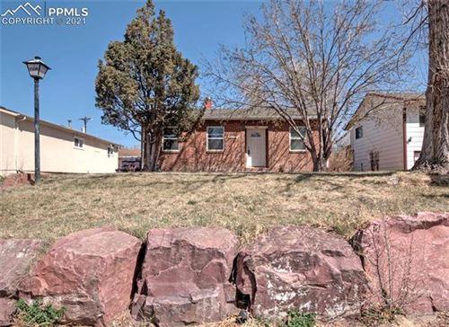 Photo of 2508 E Willamette Avenue, Colorado Springs, CO 80909 (MLS # 7778614)
