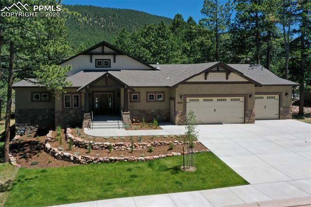 Photo for 680 Chipmunk Drive, Woodland Park, CO 80863 (MLS # 3508614)