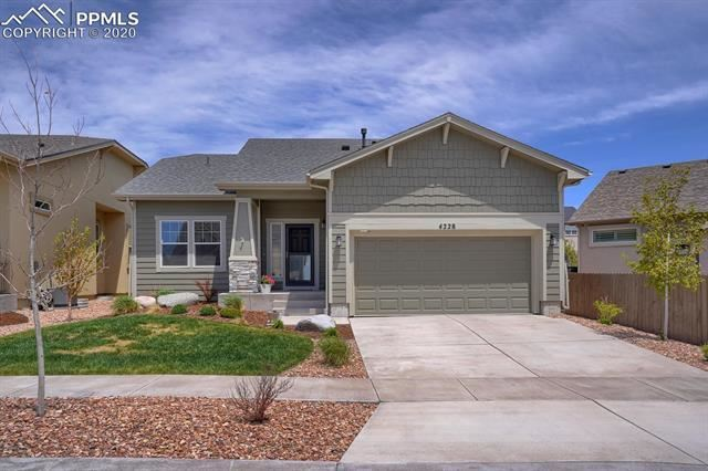 Photo for 4228 Notch Trail, Colorado Springs, CO 80924 (MLS # 7593614)