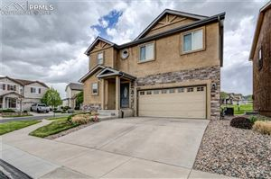 Photo of 4732 Falcons Hood Point, Colorado Springs, CO 80922 (MLS # 2564615)