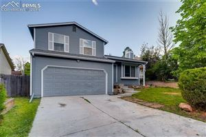Photo of 2327 Silent Rain Drive, Colorado Springs, CO 80919 (MLS # 6447616)