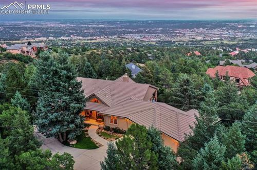 Photo of 1367 Gold Camp Road, Colorado Springs, CO 80906 (MLS # 1039617)