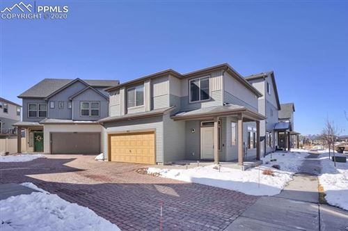 Photo of 6211 Mineral Belt Drive, Colorado Springs, CO 80927 (MLS # 4229617)
