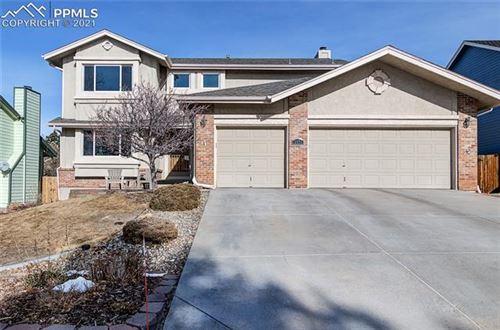 Photo of 3475 Windjammer Drive, Colorado Springs, CO 80920 (MLS # 9027617)
