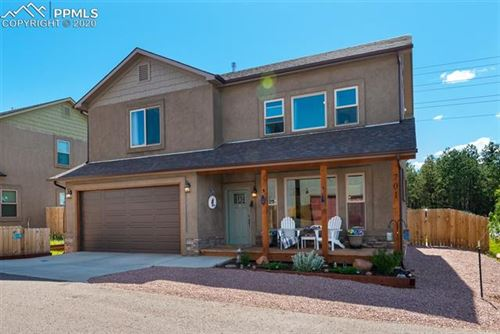 Photo of 701 Valley View Drive, Woodland Park, CO 80863 (MLS # 5884618)