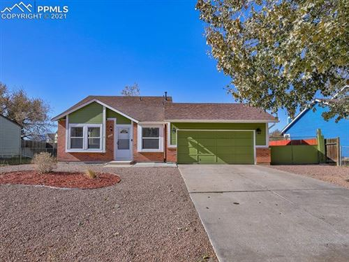 Photo of 1130 Bayberry Drive, Colorado Springs, CO 80916 (MLS # 6401621)