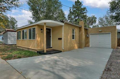 Photo of 307 S Twenty Sixth Street, Colorado Springs, CO 80904 (MLS # 8957623)