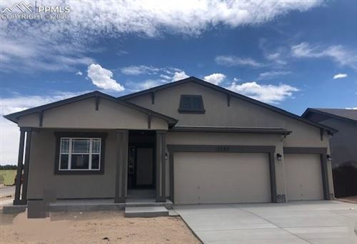 Photo of 3202 Red Cavern Road, Colorado Springs, CO 80908 (MLS # 6227624)